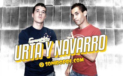 Urta y Navarro @ PANIC & Remember Love