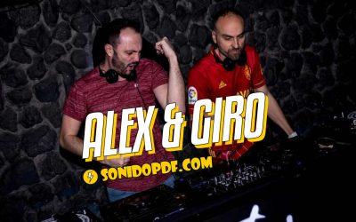 Alex & Giro @ ACTE – FABRIK