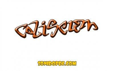 SONIDOPDF @ COLISEUM ALCALÁ 2009-2010
