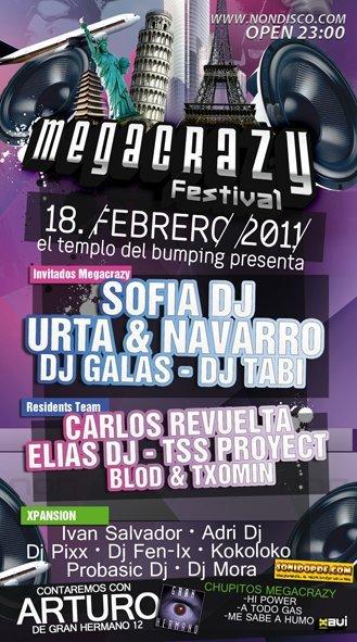 megacrazy 2011