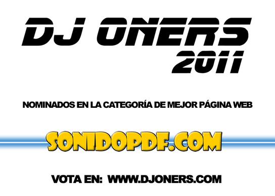 nominados dj oners 2011
